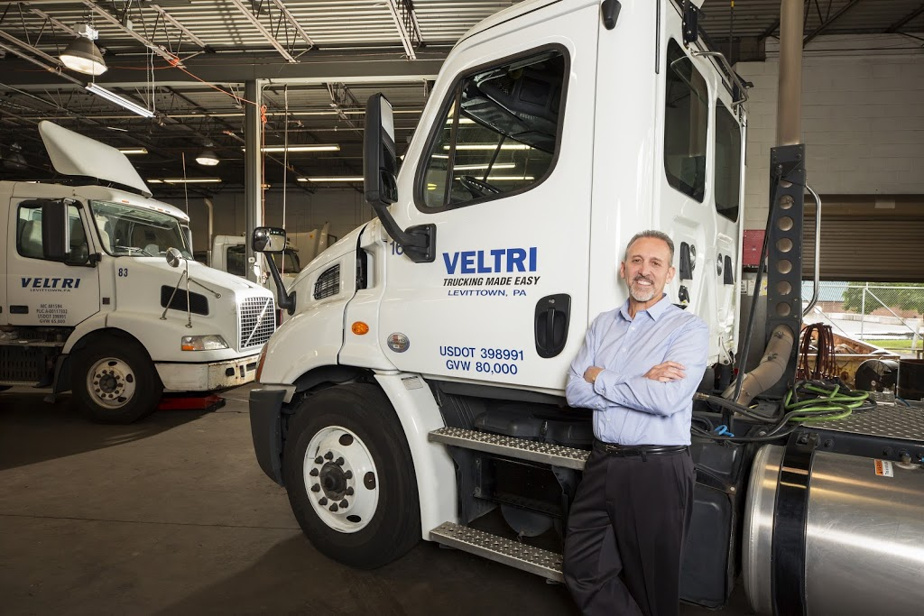 Regional trucking | Veltri, Inc